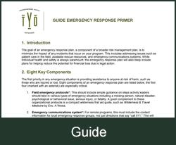 Emergency Response Primer