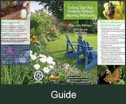 Pollinator friendly guide