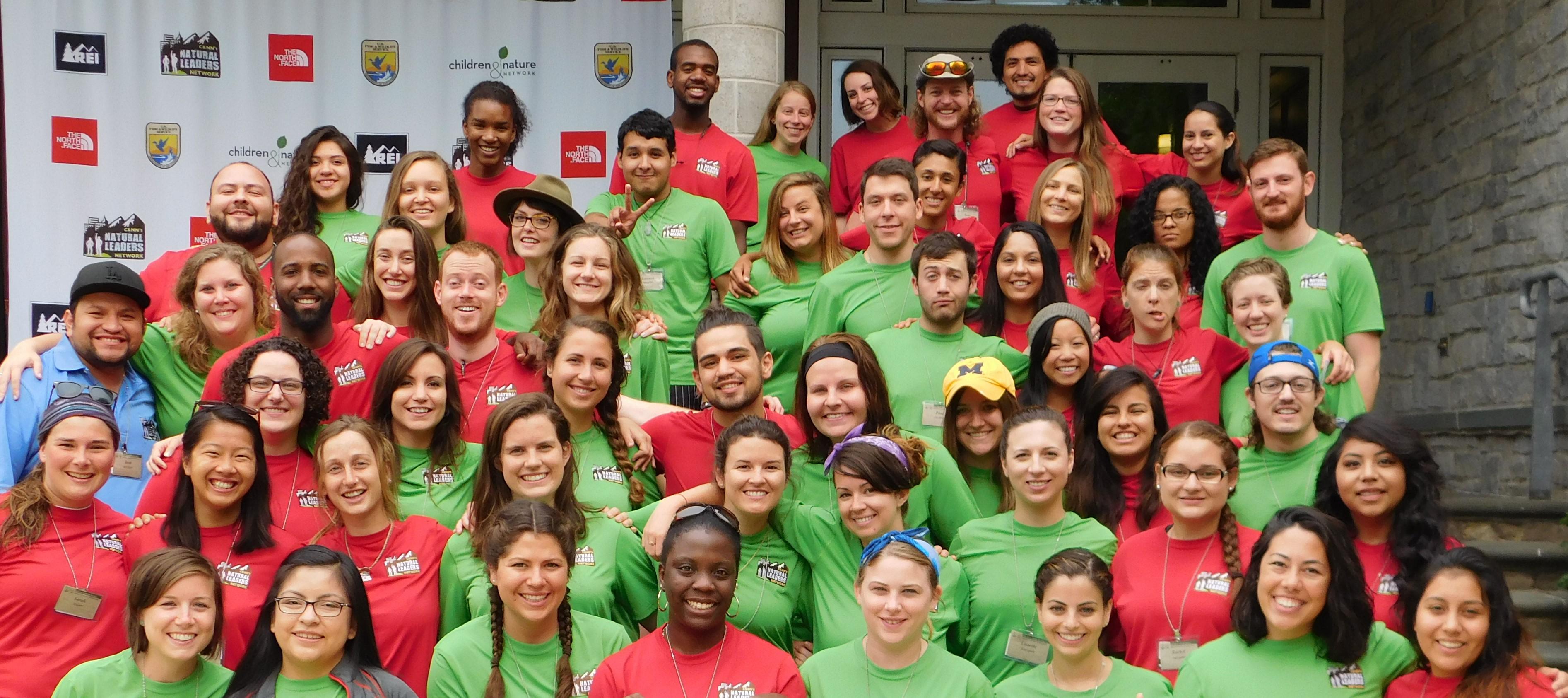2105 Camp Crew!