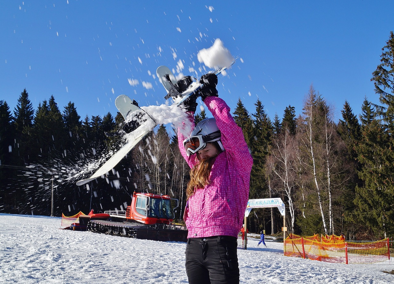 Skiing & Snowboarding Programs are a Great Way to Engage Youth!