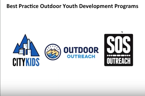 WEBINAR Best Practice Outdoor Youth Development Programs