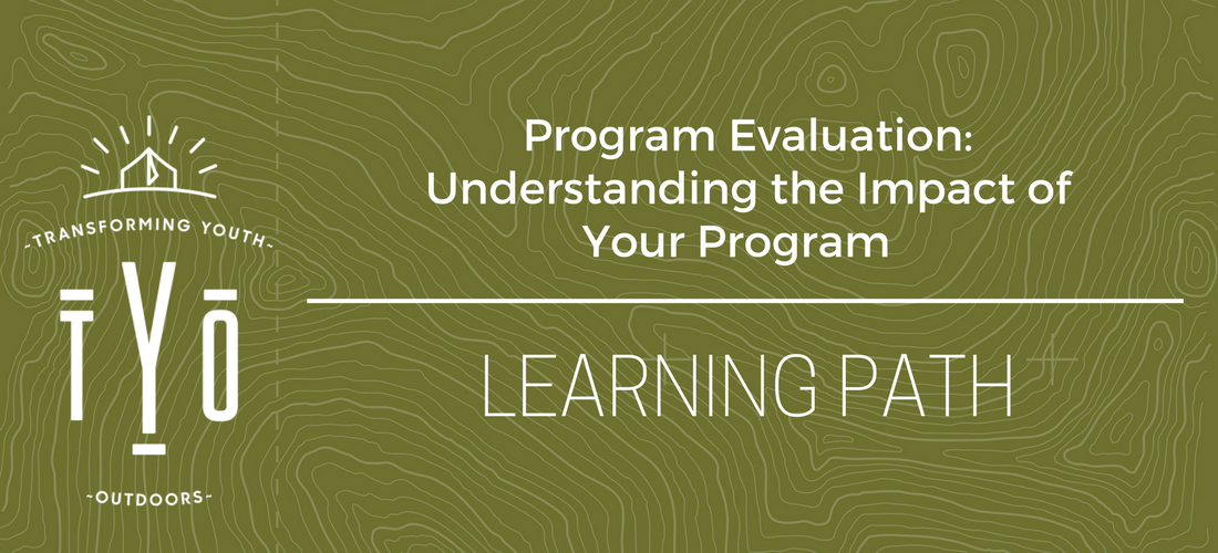 Program Evaluation: Understanding the Impact of Your Program