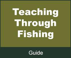 Teaching through fishing