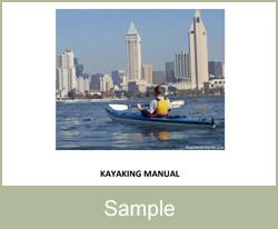 Kayaking Manual