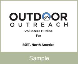 Volunteer Outline