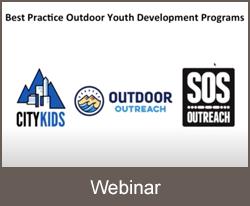 Best Practices Outdoor Youth Development Program