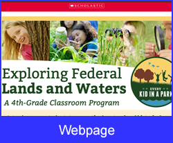 Exploring Federal lands and waters